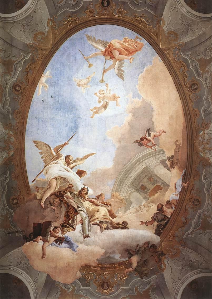 Museo del Settecento Veneziano, Ca' Rezzonico, Venice