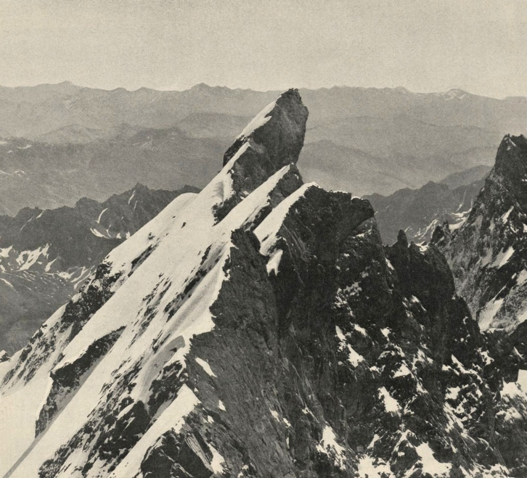 Vittorio Sella, Alpen, la Meije