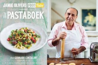 Het pastaboek door Gennaro Contaldo