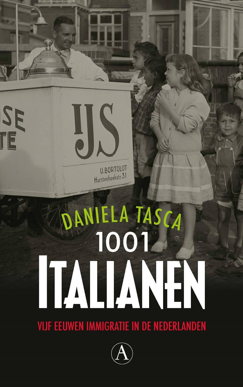 1001 Italianen, Daniela Tasca