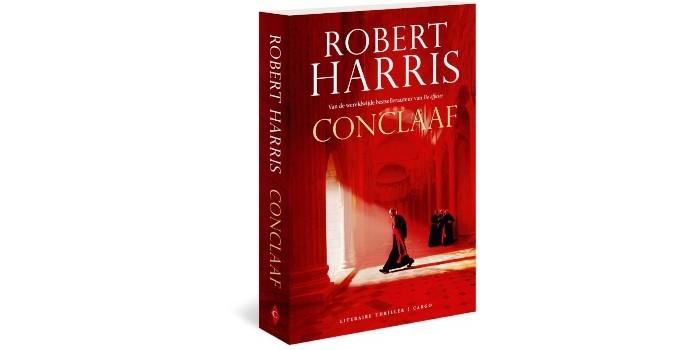 Conclaaf, Robert Harris, uitgeverij Cargo