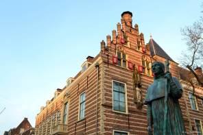 Adrianus van Utrecht. De enige Nederlandse paus!