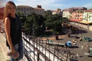 Verliefd op Verona: Kim woonde 7 maanden in Italië