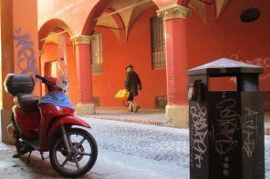 De contrasten van het Joodse getto van Bologna