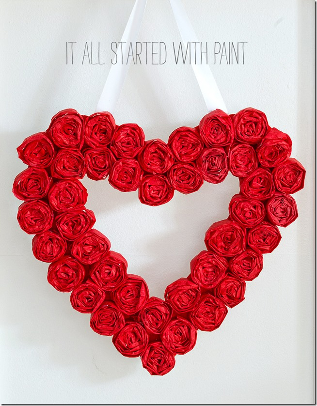 Valentines Day Craft Ideas It All Started With Paint