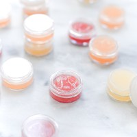 Homemade Lip Gloss with Jello