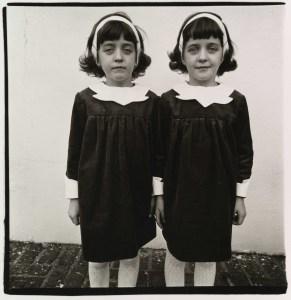 Una delle tante bellissime foto di Diane Arbus