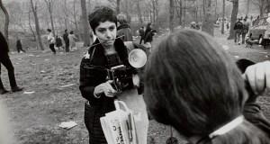 Diane Arbus al Central Park di New York
