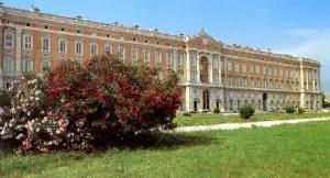 Palazzo Reale in Caserta Campania Italy