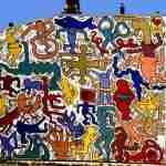 Tuttomondo by Keith Haring
