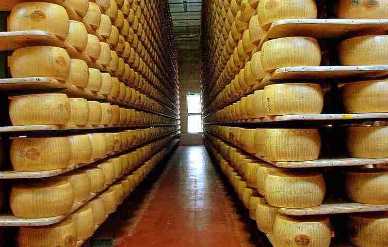 Centuries of History and 300,000 Wheels of Cheese Destroyed in Deadly Italy Earthquake