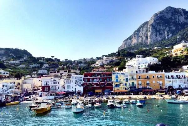 Porto Maggiore, Capri