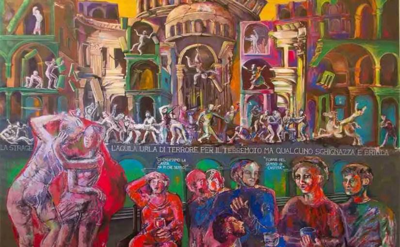 Milan Invites Visitors to Discover the Art of Nobel Winner Dario Fo