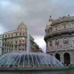 Via XX Settembre in Genova