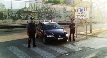 Vittoria-Acate, raffica di controlli dei carabinieri: 5 denunce e 5 patenti ritirate