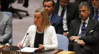 Iran: Mogherini, appello madre Reyhaneh sia ascoltato anche in Iran