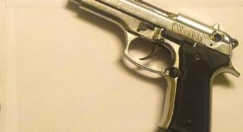San Marzano di S. Giuseppe. Rinvenuta un pistola clandestina e munizioni: in manette un 42enne