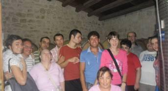 I ragazzi dell'Anffas di Modica in visita in un'azienda agricola di Scicli