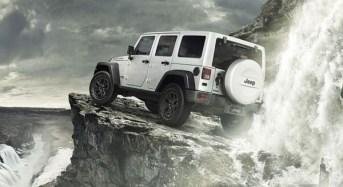 Autonomy in off-road sulle montagne Paralimpiche con Jeep