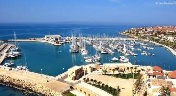 """Il porto turistico di Marina di Ragusa tappa finale della """"Route du Jasmin"""""""