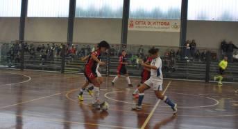 Un'altra sconfitta in campo esterno per l'Asd Vittoria Calcetto