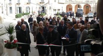 Ragusa, inaugurata la sede dell'Associazione Antiracket e Antiusura