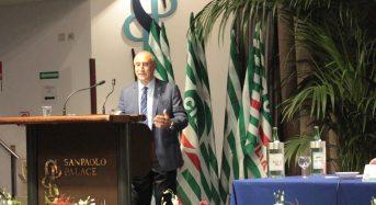 """Cisl Sicilia. È Milazzo il nuovo segretario: """"ecco le mie parole d'ordine: tre sì e tre no"""""""
