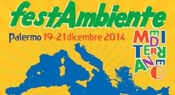 """Palermo. No alle trivelle: Sabato """"Festambiente Mediterraneo"""""""