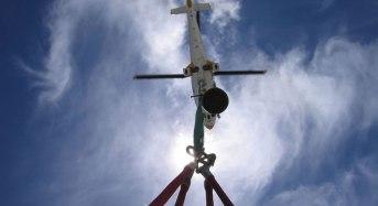 Terminillo: individuato e recuperato corpo alpinista dall'elicottero forestale