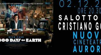 Salotto con Cristiano Godano (Marlene Kuntz) & proiezione 20000 Days on Earth