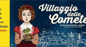 Ragusa, si inaugura oggi il Villaggio delle comete