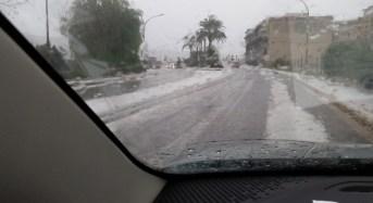 Ondata di maltempo in provincia di Ragusa, danni ingenti all'agricoltura.