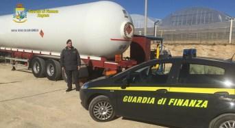 Vittoria. Le Fiamme Gialle sequestrano un impianto illegale di distribuzione di gas metano