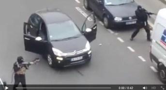 Parigi. Attacco terroristico al giornale Charlie Hebdo: 12 vittime