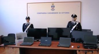Comiso. Sgominata banda dedita ai furti: 9 persone denunciate e recuperata refurtiva per oltre 30.000 euro