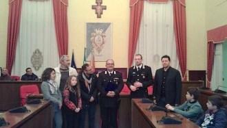 Comiso. Premiato l'eroico gesto del Brigadiere dell'Arma, Giovanni Antonio Gulino