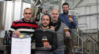 """La """"Trisca"""" del birrificio modicano """"Tarì"""" premiata a Rimini"""