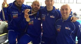 Judo. I master della scuola Basaki di Ragusa tornano da Genova con due medaglie di bronzo