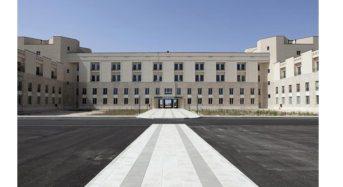 Nuovo ospedale di Ragusa: il gigante apre gli occhi