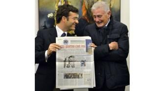 """70 anni """"La Sicilia"""": Inaugurata sabato sera a Ragusa la mostra-evento dedicata alla storia del quotidiano e al profondo legame con il territorio ibleo"""