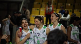 Basket, la Passalacqua Ragusa approda con merito in semifinale