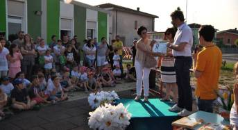"""a scuola primaria di Concordia sulla Secchia, """"maestra"""" di riciclaggio."""