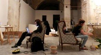 Arte: iniziata a Scicli (Rg) la residenza artistica all'interno dell'antico mulino Site Mill