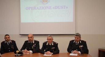 Skimmer, furti, risse, droga e documenti d'identità falsi: Sgominata banda di macedoni
