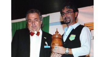 Il canicattinese Giuseppe Gozzo nuovo campione italiano Fibis 1° categoria Biliardo Stecca Birilli