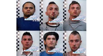 """Vittoria. Sei giovani ladri della scuola media """"Marconi"""" arrestati dalla Polizia"""