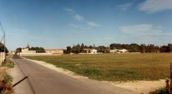 """Il """"Campo di Aviazione di  Biscari""""."""