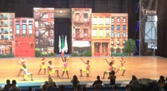 """Rimini, Campionati Italiani FIDS 2015: ottimi risultati per la scuola di danza acatese, """"One Free Time Center""""."""