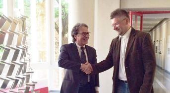 Architettura internazionale, partnership con la Lituania