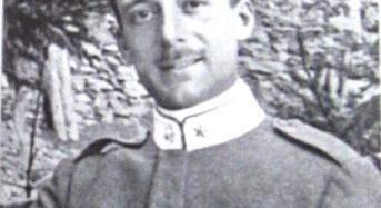 """Il borgo """"Case Coloniche"""" di Piano Stella, intitolato nel 1939 al valoroso capitano, Arrigo Ventimiglia."""